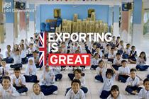 Ogilvy wins govt brief to promote UK exports