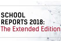Campaign launches School Reports: Extended Edition