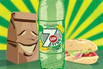 PepsiCo targets lunch market with 7Up promotion
