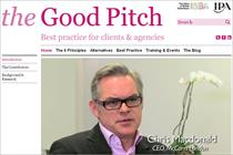 ISBA and IPA initiative aims to clarify pitching