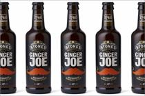 Stone's appoints DHM to boost Ginger Joe brand