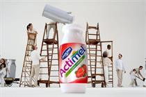 Danone appoints Hypernaked to Actimel digital account