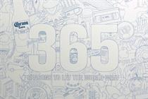 Corona Calendar gives 365 reasons to 'Let the World Wait'