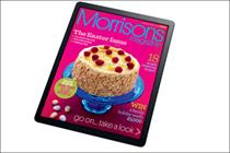 Morrisons to launch first supermarket magazine iPad app