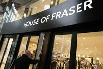 House of Fraser moves £5m media into Goodstuff