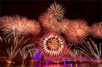 Jack Morton delivers London's New Year fireworks for ninth year