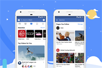 Facebook rolls out Watch video platform to users outside the US