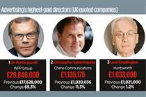 Staff costs and slow growth hit agencies