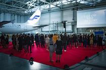 Finnair and Helsinki airport team up for short movie