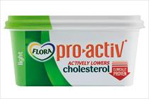 Flora Pro-Activ ads banned for unjustified claims