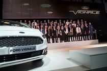Ford enlists Imagination for new model launch