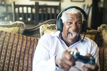Advertisers, ignore geriatric gamers and it's game over