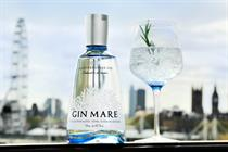 Gin Mare to launch Mediterranean rooftop pop-up