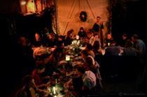 Gingerline sells out season of secret food events