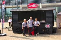 How Ginsters is giving Londoners a taste of Cornwall