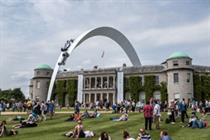 Ford creates family-themed stand at Goodwood Festival