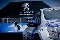 Initials leads Peugeot 208 GTi campaign at Goodwood Festival of Speed
