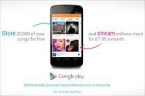Google takes on Spotify with pan-Euro music campaign