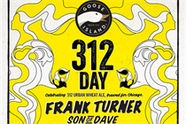 Goose Island's '312 Day' party returns to London