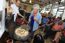 Weber to launch winter grill cooking courses
