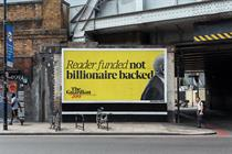 The Guardian celebrates 200th anniversary with 'work in progress' campaign
