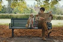 HSBC's Richard Ayoade-fronted campaign is back with business rallying cry