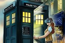 HTC invites people into the Tardis for VR experience