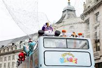 Hamleys to host toy parade along Regent Street