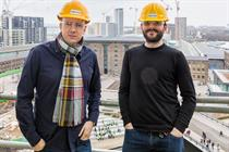 Building creativity: Havas Village under construction