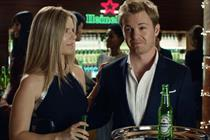 Heineken ramps up anti-drink driving campaign with behavioural 'nudge' programme and new F1 ad