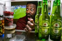 Heineken's Champions League ad takes a light-hearted spin on missing big football moments