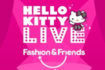 Hello Kitty to feature in first-ever live show