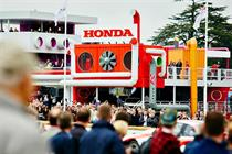 Event TV: How Honda created its Challenge Lab at Goodwood Festival