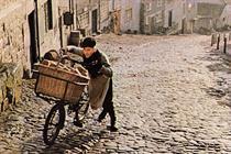 Hovis 'Boy on the bike' ad makes TV comeback