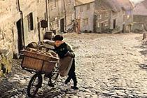 The return of 'Boy on the bike': selling bread in the age of Brexit