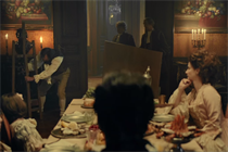 Ikea campaign calls on diners to put the phone down and enjoy life