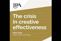 Creatively awarded campaigns less effective than ever, IPA study finds