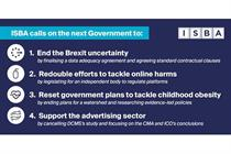 ISBA publishes marketing manifesto ahead of general election