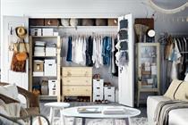 Ikea celebrates 'joy of storage' with immersive exhibition