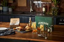 Jameson partners burger, pizza and chicken outlets for virtual St Patrick's Day
