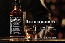 Jack Daniel's runs 'raise a glass' Instagram campaign