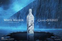 Johnnie Walker partners HBO for Game of Thrones variant