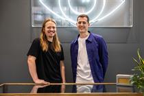 Uncommon nabs 4Creative team Jonas Roth and Rasmus Smith Bech