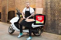 Just Eat launches one penny pizzas in London for 24 hours