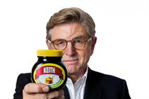 "My campaign: Keith Weed ""I snoop around in my friends' cupboards"""