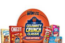 Pringles and Cheez-It to stage basketball showdown