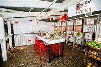 Ketel One launches branded kitchen in London