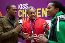 Kiss and Garnier team up to find next top radio host