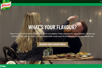 Unilever hires 'First Kiss' director and makes (real) love blossom for Knorr campaign