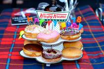 In pictures: Krispy Kreme hosts summer-themed picnic in London